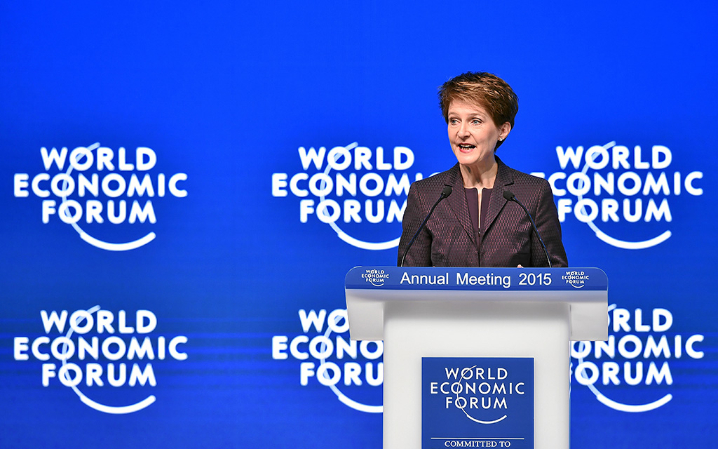 World Economic Forum a Davos, 21-22.01.2015